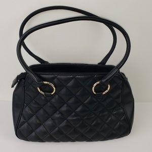 Nine West women's quilted handbag